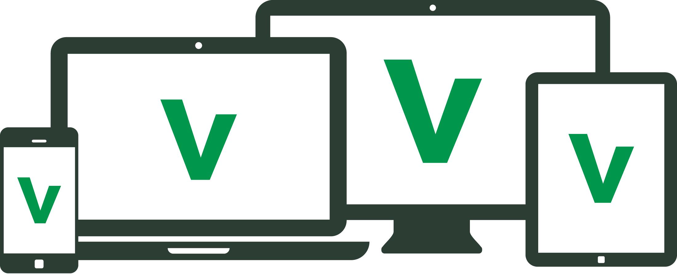 InVid er nettbasert og kan brukes med nettbrett og/eller smarttelefoner.